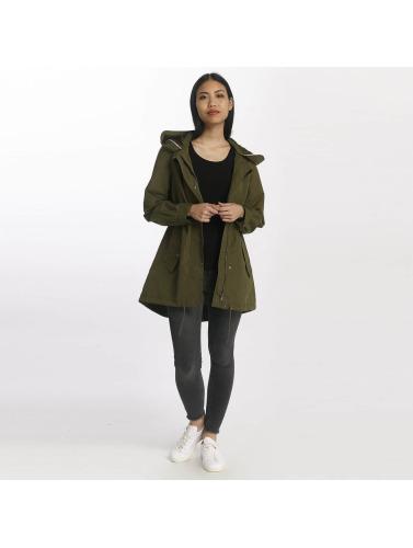 Vero Femmes Vert Entretiempo Veste Moda En Vmqueens Champion Vero Moda I4x6CC