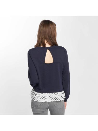 magasin de LIQUIDATION prix d'usine Vero Femmes Moda En Jersey Bleu Vmlinit afin sortie Orange 100% Original EWOMfqH0