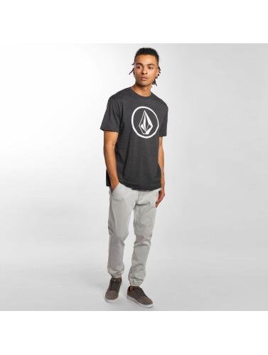 Volcom Hombres Camiseta Pierre Cercle Gris recommande la sortie clairance faible coût Nice en ligne parfait 4ddxfpPh2
