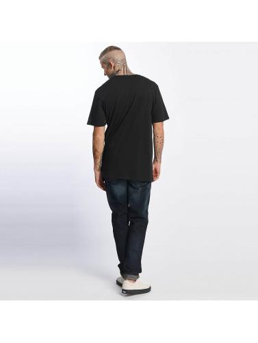 Volcom Hombres Camiseta Base Brûlée Negro commercialisable à vendre visiter le nouveau achat de réduction CAvjqIkDXy