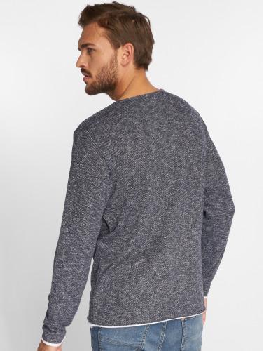 Clubwear Vsct De Manches Longues Hommes Boutonnée À Double Optique De Base Dans L'indigo réduction populaire OPhhE9Vg6K