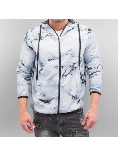 En Marbre Clubwear Hommes Vsct 2en1 Entretiempo Réversible Noir Veste XZiuPk