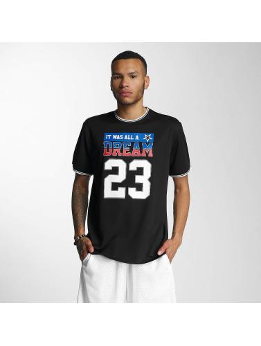 Who Shot Ya? Qui Ya Tourné? Hombres Camiseta Dream In Negro Hombres Camiseta Rêve Negro