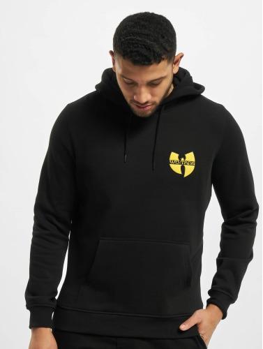 Hommes Wu-tang Dans Le Logo De La Poitrine Sweat-shirt Noir Dépêchez-vous vente wiki vaste gamme de achat de réduction OMUp2x5Mo