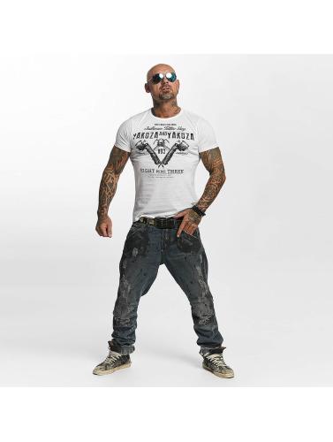prix incroyable vente Yakuza Hommes Boutique De Tatouage En Blanc visiter le nouveau TWeci8