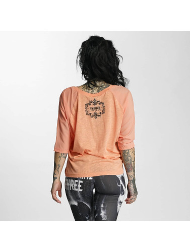 magasin à vendre Le Goût Shirt À Manches Longues Et Se Sentir En Orange Yakuza Femmes meilleur prix faible garde expédition jeu grand escompte réductions EwwvukHQ