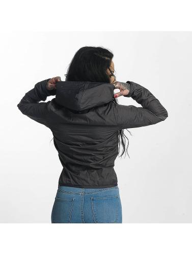 qualité supérieure sortie Yakuza Femmes Veste Hiver Veste Crâne En Peluche Blanc magasin discount à la mode 9yTp7G