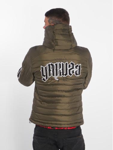 achat en ligne Hommes Yakuza Veste D'hiver En Vert Matelassée Huit nicekicks à vendre sortie obtenir authentique frais achats Unkug