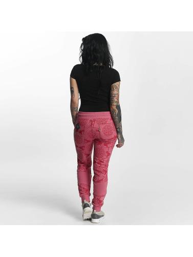 Femmes Yakuza Pantalons De Survêtement Allover Serpent En Fuchsia 2014 rabais jeu en ligne Footlocker rabais VUoZLV
