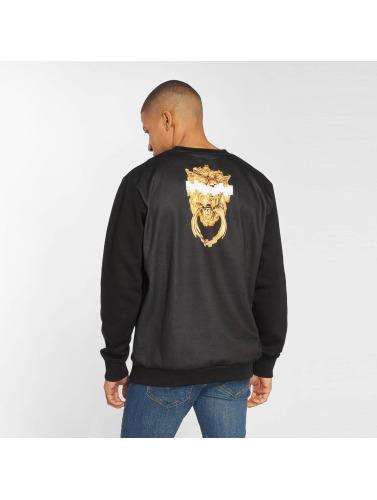 Yezz Lion Mâle En Jersey Noir à prix réduit ERJhuJ