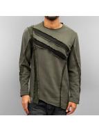2Y Pullover Breki khaki