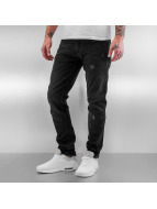 2Y Straight Fit Jeans Tyrone black