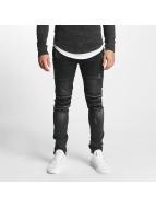 Aarhon Straight Fit Jeans Italio black