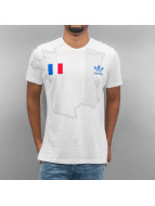 France T-Shirt Core Whit...