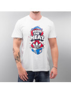 Heat T-Shirt White...