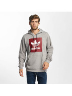 adidas Hoodie Solid BB gray