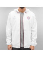 adidas Lightweight Jacket FC Bayern München white