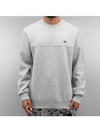 adidas Pullover Classic Trefoil Crew gray
