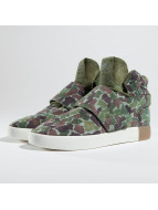 adidas Sneakers Tublular Invader Strap olive