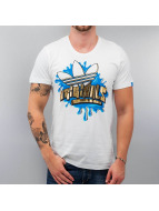 Splash T-Shirt White...