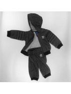 adidas Suits Trefoil Hoody Suit Set black