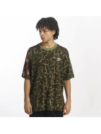 adidas T-Shirt PW HU Hiking camouflage