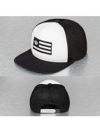 adidas trucker cap zwart