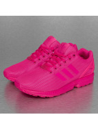 ZX Flux Sneakers Shock P...