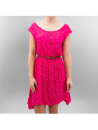 Alife & Kickin Dress Scarlett pink