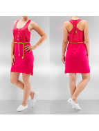 Alife & Kickin Dress Shanna pink