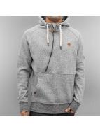 Alife & Kickin Hoodie Slasher gray