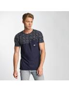 Alife & Kickin T-Shirt Leo blue
