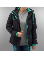 Alife & Kickin Winter Jacket Jade black