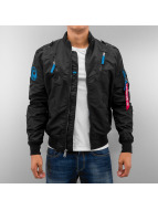 Alpha Industries Bomber jacket Falcon II black