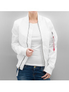 Alpha Industries Bomber jacket MA-1 TT white