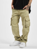 Alpha Industries Cargohose beige