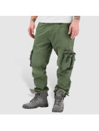 Alpha Industries Cargohose olive