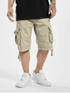 Alpha Industries Shorts beige