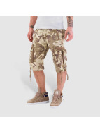 Alpha Industries Shorts camouflage