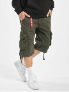 Alpha Industries shorts grijs