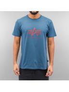 Alpha Industries T-Shirt blue