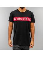Alpha Industries T-Shirt schwarz