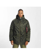 Alpha Industries Winter Jacket N3-B PM camouflage