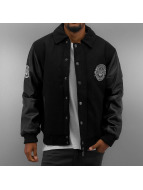 Amstaff College Jacket Basto black