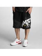 Amstaff Short Brens black