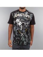 Amstaff T-Shirt Kodor black
