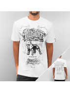 Amstaff T-Shirt weiß