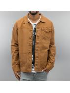 Amsterdenim Shirt Johnny Monks brown