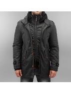 Amsterdenim Winter Jacket Double black