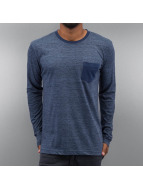 Authentic Style Longsleeve Tom blue